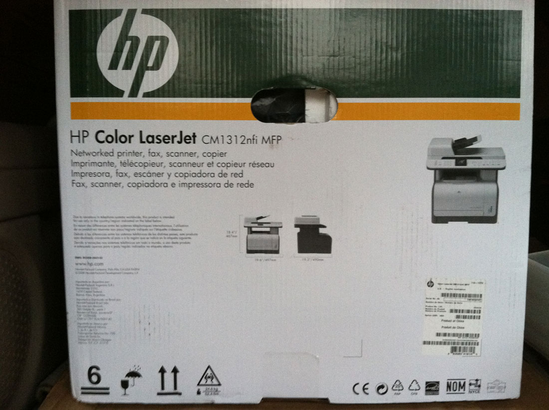 price terminal hp printer color laserjet cm1312nfi mfp